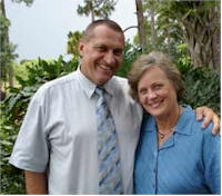 Rudy and Sharilyn Poettcker - Itinerant Missionaries to Suriname and the world